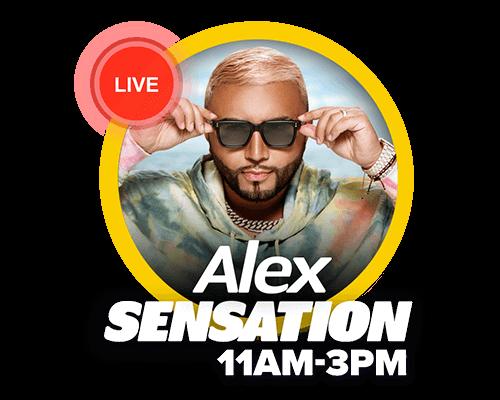 Alex Sensation Beach House Mix
